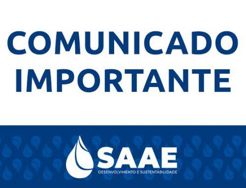 Interrupção no abastecimento de água nos bairros Moyses de Freitas, Cidade Verde, Cristo Rei, Setor 17 e 19