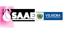 SAAE Vilhena :: Serviço Autônomo de Água e Esgoto Logo